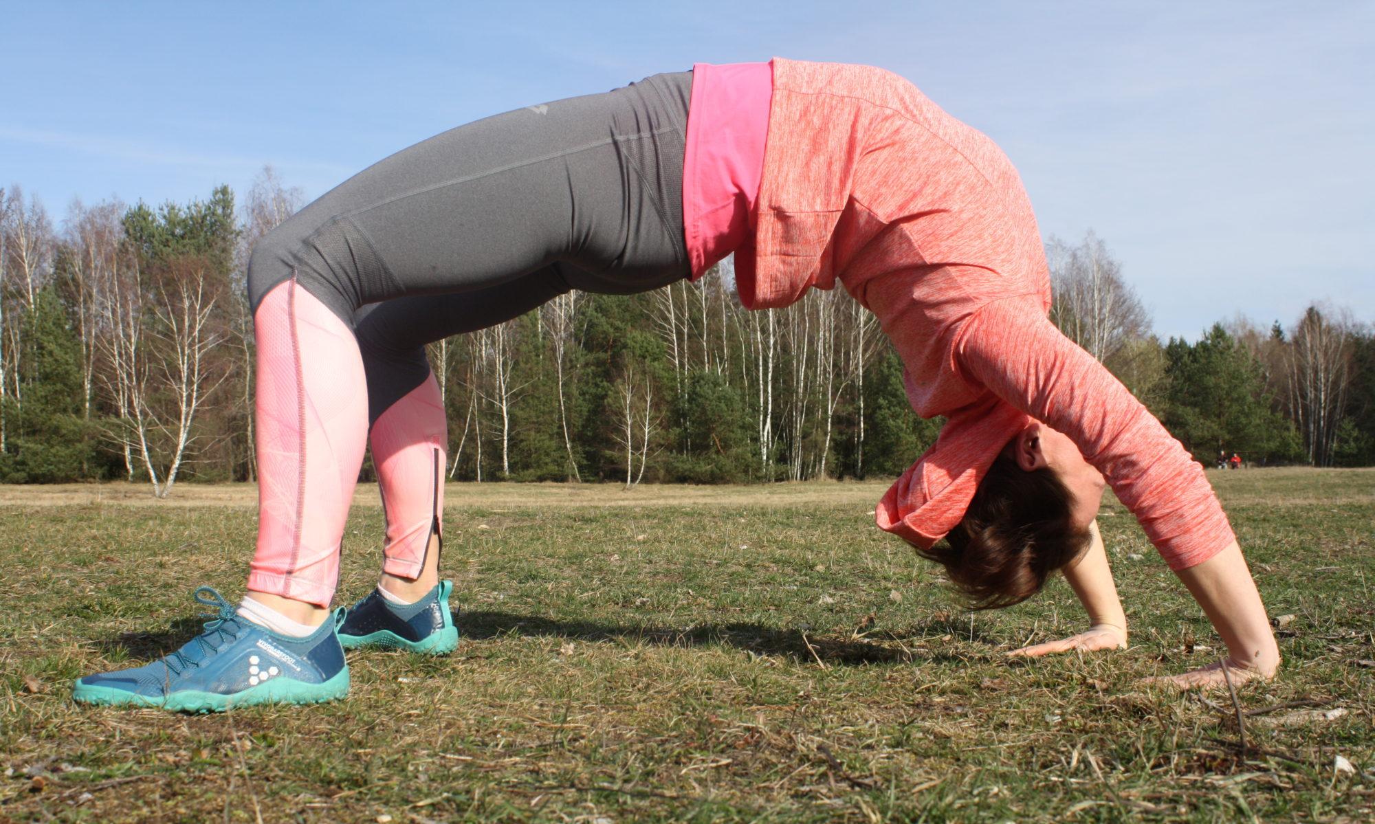 Terapie RUŠ, outdoor a osobní tréninky