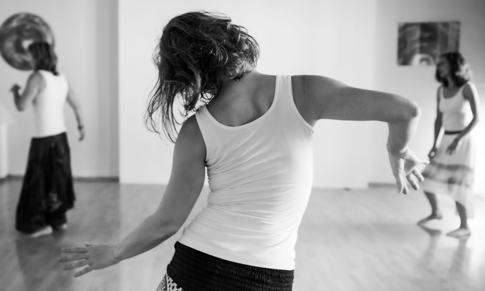 Terapie RUŠ, svobodný tanec, tvořeníčko